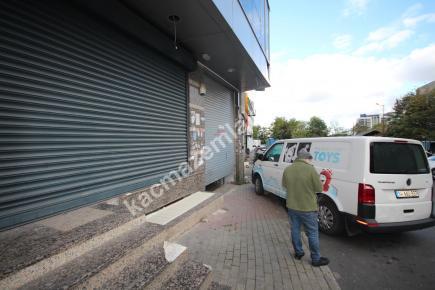Seyrantepe De Camlı Plazada 500 M2 Kiralık Depo, İşyeri 12
