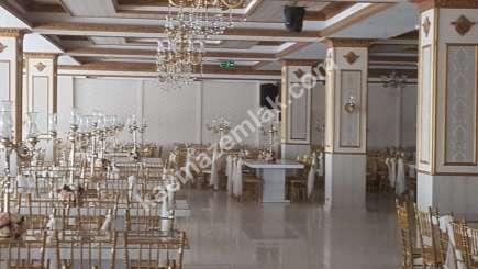 Kavacık' Ta 2.000 M² Hazır Kurulu Kiralık Düğün Salonu 7