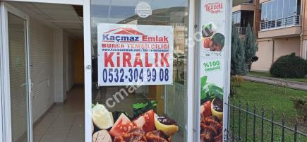 Bursa İli Nilüfer Demirci Mahallesinde Kiralık Dükkan 9