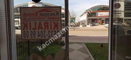 Bursa İli Nilüfer Demirci Mahallesinde Kiralık Dükkan 2