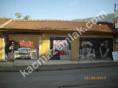 Osmangazi Kayhan Mahallesi Kiralık Zemin Kat İşyeri 6