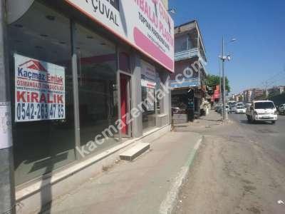 Yıldırım Anadolu Mah Ankara Yolunda Kiralık Köşe İşyeri 19
