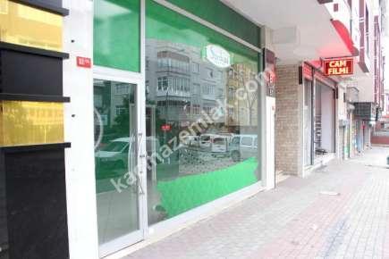 Güngören De Hareketli Cadde Üzeri 150 M2 Kiralık Dükkan