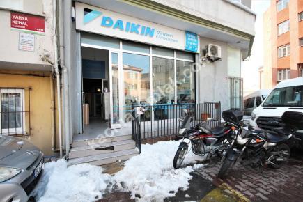 Kağıthane Yahya Kemal Mh Düz Giriş 110 M Kiralık Dükkan 1