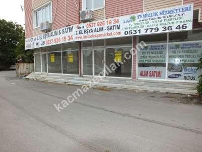 Kaçmaz Emlaktan Balıkesir Caddesinde Kiralık Dükkan 27