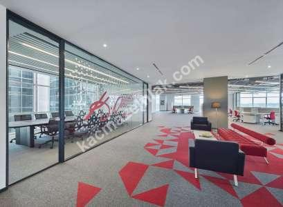 Airport Plaza Kurtköyde Kiralık 250M²-3.000 M² Ofisler 19