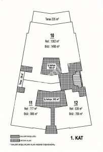 Airport Plaza Kurtköyde Kiralık 250M²-3.000 M² Ofisler 24