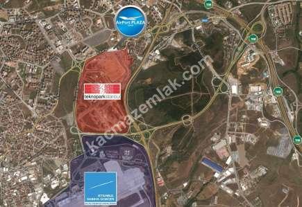 Airport Plaza Kurtköy De Kiralık 250M²-3.000 M² Ofisler 23