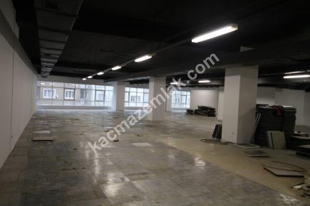 Şişli Plaza 1.000 M² Kiralık Boş Plaza Katı Kdv Avantaj 28