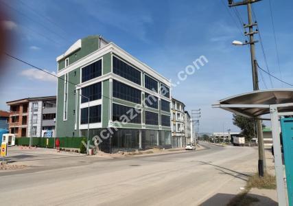 İnegöl Yeniceköy Mh Bursa Cd.1700 M²Komple Bina Kiralık 25