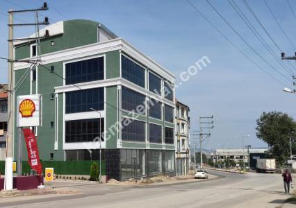 İnegöl Yeniceköy Mh Bursa Cd.1700 M²Komple Bina Kiralık 2