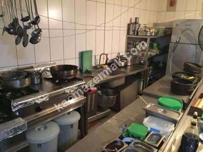 Aydınevler'de 500M2 Geniş Otoparklı Masrafsız Restoran 32