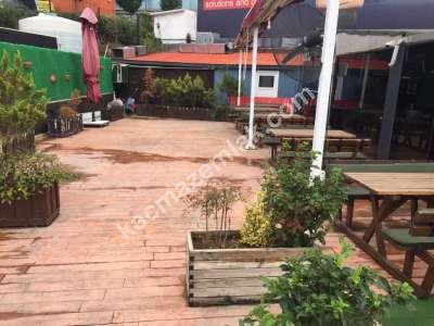 Aydınevler'de 500M2 Geniş Otoparklı Masrafsız Restoran 6