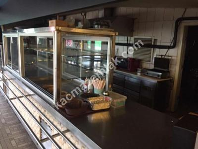 Hilltown Awm Yanı 350M2 Süper Lüx Restorant 19
