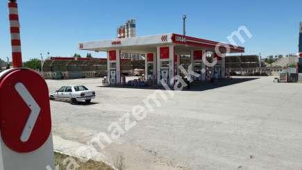 Diyarbakırda Satılık 12.Dönümlü Plazalı Benzin İstasyon 16
