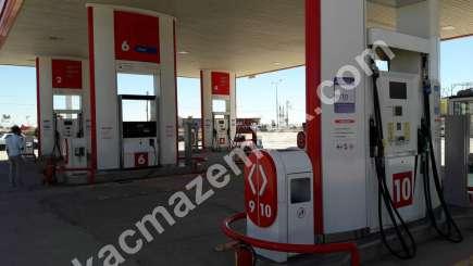 Diyarbakırda Satılık 12.Dönümlü Plazalı Benzin İstasyon 12