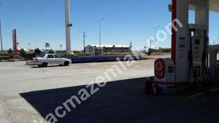 Diyarbakırda Satılık 12.Dönümlü Plazalı Benzin İstasyon 18