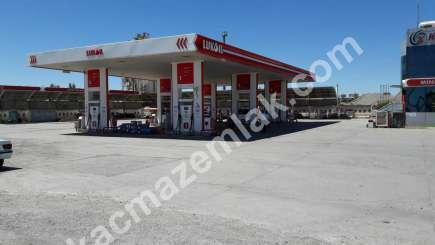 Diyarbakırda Satılık 12.Dönümlü Plazalı Benzin İstasyon 13