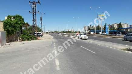Diyarbakırda Satılık 12.Dönümlü Plazalı Benzin İstasyon 15