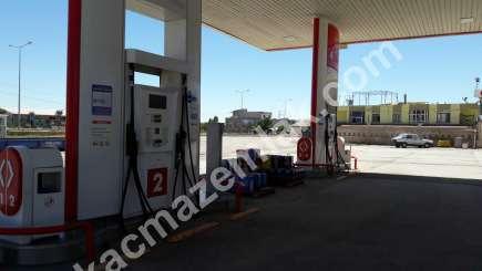 Diyarbakırda Satılık 12.Dönümlü Plazalı Benzin İstasyon 17