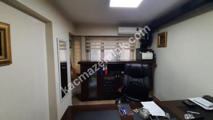 Bursa Merkez Fomara'da Klimalı Geniş Satılık Ofis 6