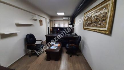 Bursa Merkez Fomara'da Klimalı Geniş Satılık Ofis 5