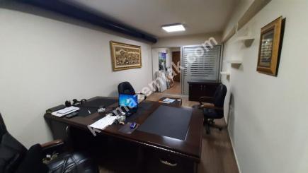 Bursa Merkez Fomara'da Klimalı Geniş Satılık Ofis 11