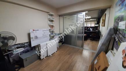 Bursa Merkez Fomara'da Klimalı Geniş Satılık Ofis 7