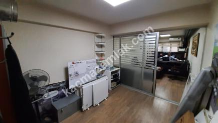 Bursa Merkez Fomara'da Klimalı Geniş Satılık Ofis 4