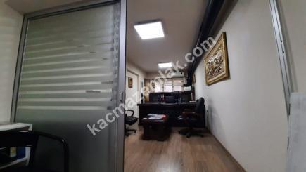 Bursa Merkez Fomara'da Klimalı Geniş Satılık Ofis 14