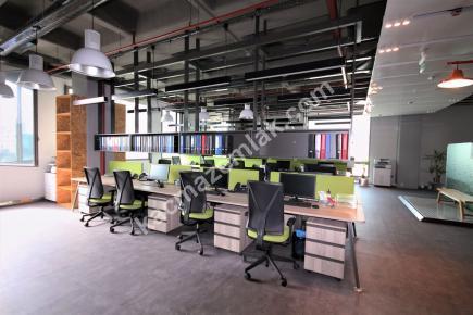 Acele Ve Hızlı Ofispark' Ta Tam Kat Ofis 15