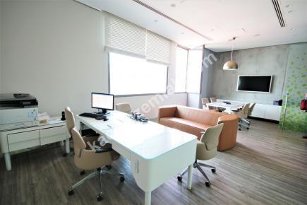Acele Ve Hızlı Ofispark' Ta Tam Kat Ofis 29