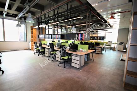 Acele Ve Hızlı Ofispark' Ta Tam Kat Ofis 26