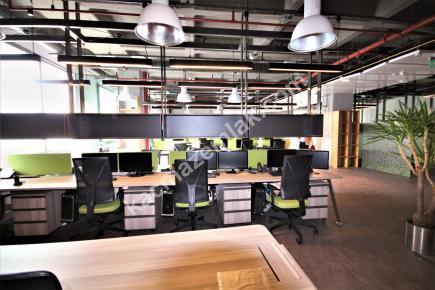 Acele Ve Hızlı Ofispark' Ta Tam Kat Ofis 17