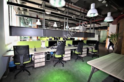 Acele Ve Hızlı Ofispark' Ta Tam Kat Ofis 16