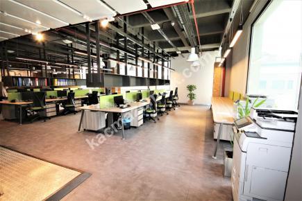 Acele Ve Hızlı Ofispark' Ta Tam Kat Ofis 22