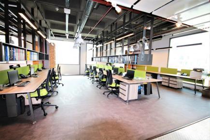 Acele Ve Hızlı Ofispark' Ta Tam Kat Ofis 20