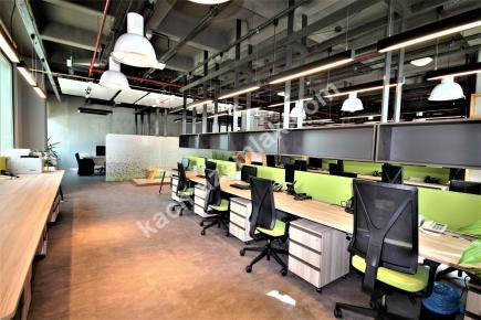 Acele Ve Hızlı Ofispark' Ta Tam Kat Ofis 23