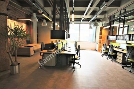 Acele Ve Hızlı Ofispark' Ta Tam Kat Ofis 25