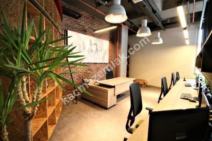 Acele Ve Hızlı Ofispark' Ta Tam Kat Ofis 8