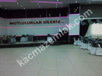 Diyarbakır Kayapınar Peyasta Satılık Lüks Düğün Salonu 4