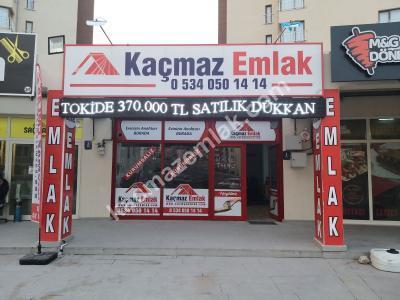 ***Kaçmaz'dan Saraycık Toki'de Satılık Dükkan*** 2