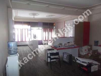 Kaçmaz Emlak'tan Yenişehir'de Satılık 2-Katlı İş Yeri