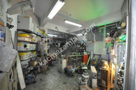 Bayrampaşa Muratpaşad Satılık 154M2 Yüksek Giriş Dükk. 1