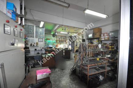 Bayrampaşa Muratpaşad Satılık 154M2 Yüksek Giriş Dükk. 8