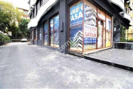 Bostancıda İşlek Cadde Üzeri Satılık Köşe Dükkan&Mağaza 8