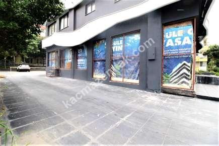 Bostancıda İşlek Cadde Üzeri Satılık Köşe Dükkan&Mağaza 9