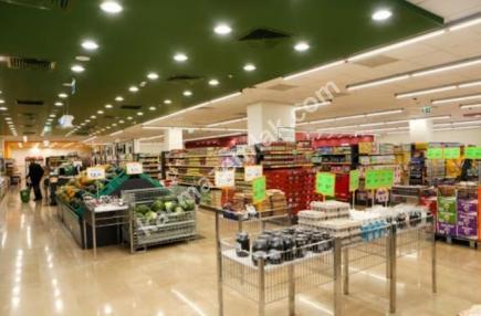 Kurumsal Kiracılı 550 M² Depolu Dükkan 9