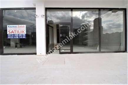 İdealtepe Minibüs Caddesine 3.Bina Satılık 520 M²Dükkan 3