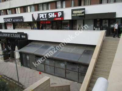Dumankaya Cadde'de Satılık Dükkan 1